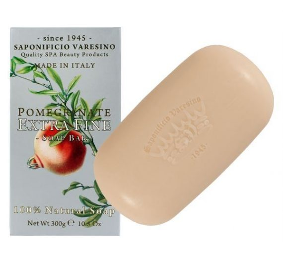 Saponificio Varesino Pomegranate Soap Bar