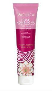 Rose Kombucha Flower Powered Face Wash