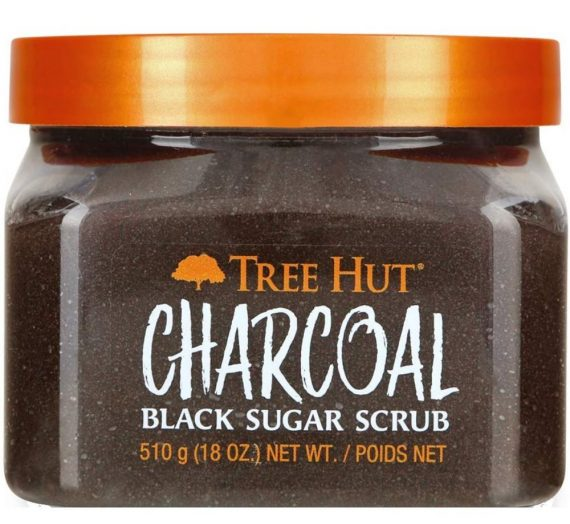 Charcoal Black Sugar Scrub