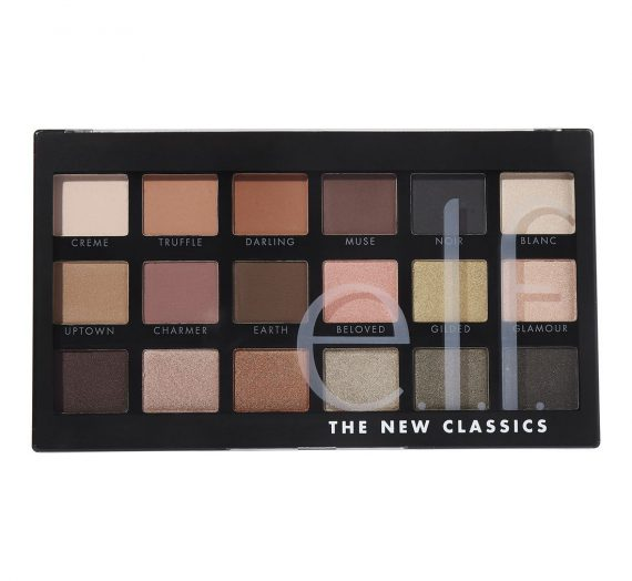 The New Classics Eyeshadow Palette