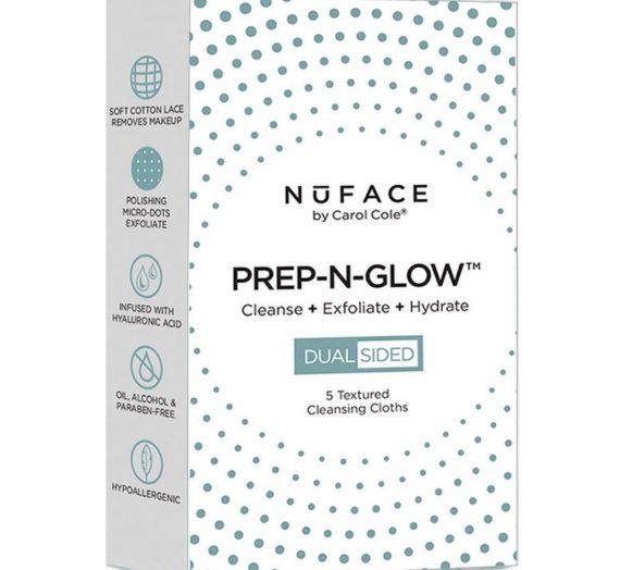 Prep-N-Glow Dual Sided Cleansing Cloths