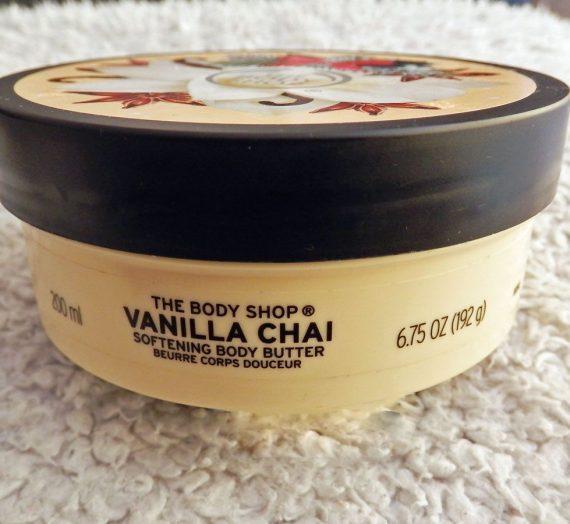 Vanilla Chai Softening Body Butter