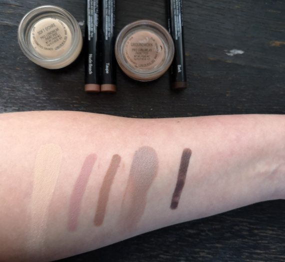 Long Wear Cream Shadow Sticks