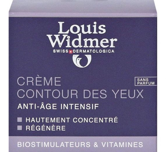 Louis Widmer Anti-Aging Eye Contour Cream