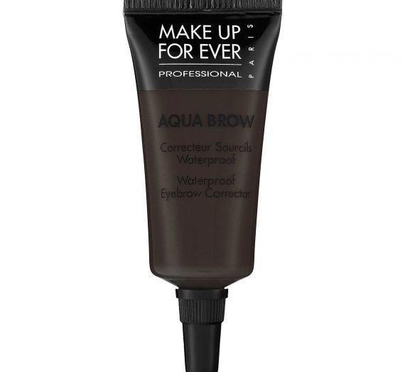 Aqua Brow Waterproof Eyebrow Corrector – Brown/Black