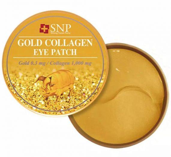 Gold Colagen Eye Patch