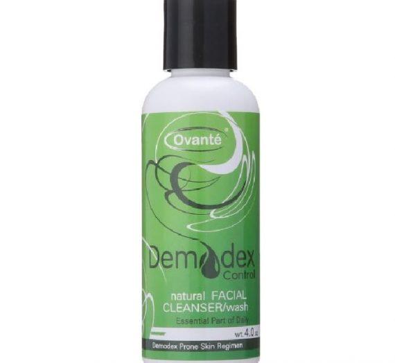 Demodex Natural Facial Cleanser/Wash