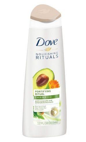 NOURISHING RITUALS Fortifying Ritual Shampoo with Avocado & Calendula Extract