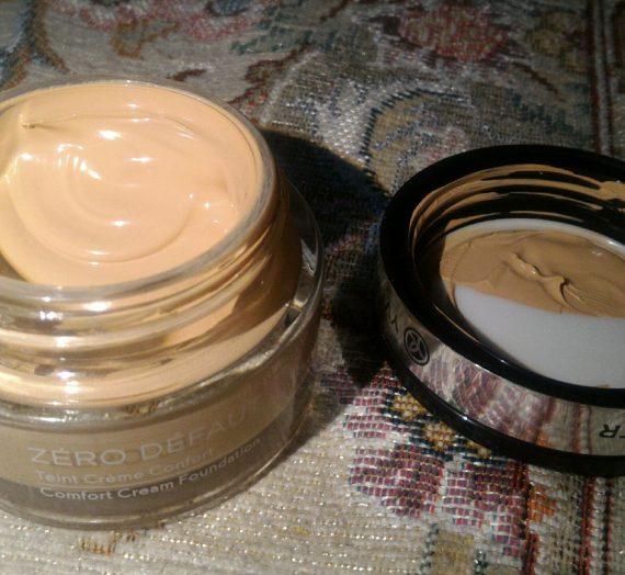 Zero Default Comfort Cream Foundation