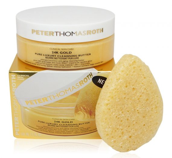 24K Gold Pure Luxury Cleansing Butter