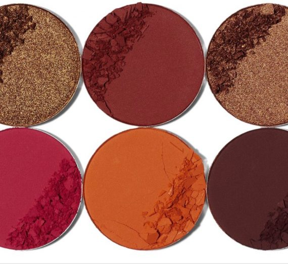 The Saharan Blush Palette Vol. I