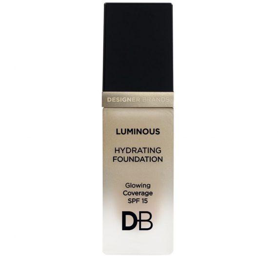 Designer Brands Luminous Hydrating Foundation SPF 15