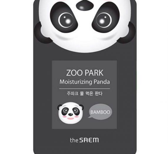 Zoo Park Moisturizing Panda Mask