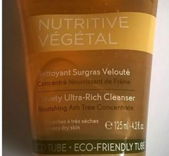 Nutritive Vegetal Velvety Ultra Rich Cleanser