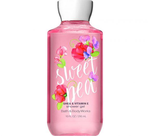 Sweet Pea Refreshing Shower Gel