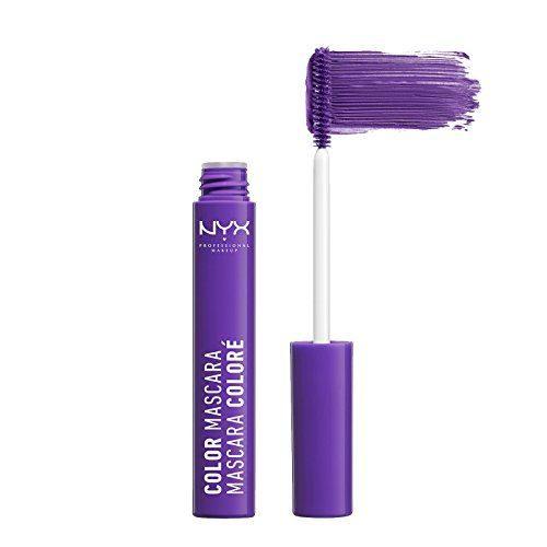 Color Mascara – Violet