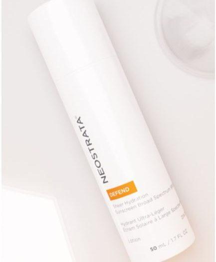 DEFEND Sheer Hydration Sunscreen Broad Spectrum SPF 35