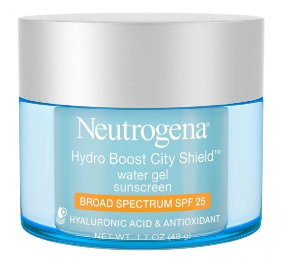 Hydro Boost City Shield Water Gel Sunscreen Broad Spectrum SFP 25