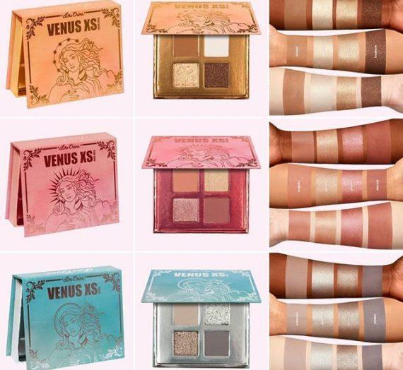 Venus XS – Rose Gold eyeshadow palette