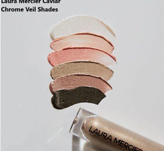 Caviar Chrome Veil Liquid Eye Shadow