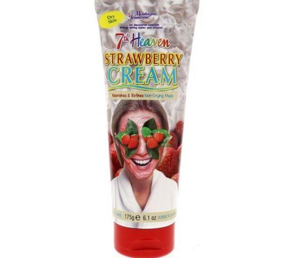 7th Heaven Strawberry Cream