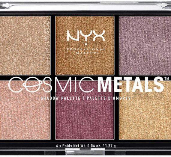 Cosmic Metals Eyeshadow Palette