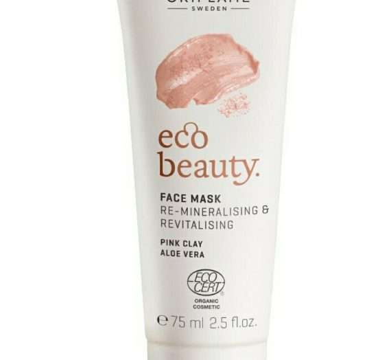 Eco Beauty Re mineralising & Revitalising Face Mask