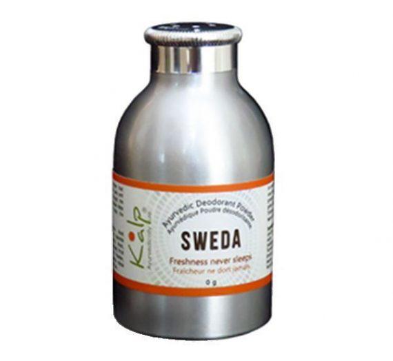 Kalp – Sweda Ayurvedic Deodorant Powder