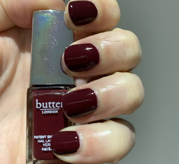 Patent Shine 10X Nail Lacquer – Afters