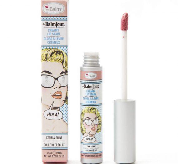 theBalmJour Creamy Lip Stain