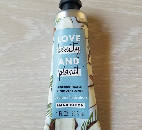 Love Beauty and Planet Coconut Water & Mimosa