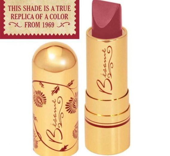 Enchanting Lipstick – Dusty Rose