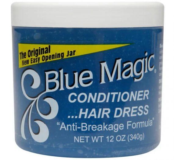 Blue Magic Conditioner…Hair Dress