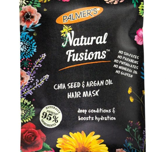 Natural Fusions Chia Seed and Argan Oil Hair Mask