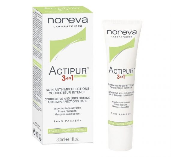 Noreva ACTIPUR 3 in1 Anti Imperfections Care