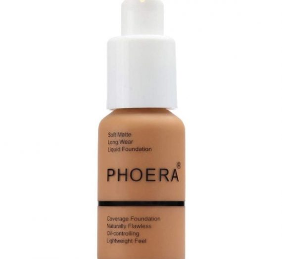 Phoera Full Coverage Liquid Matte Foundation