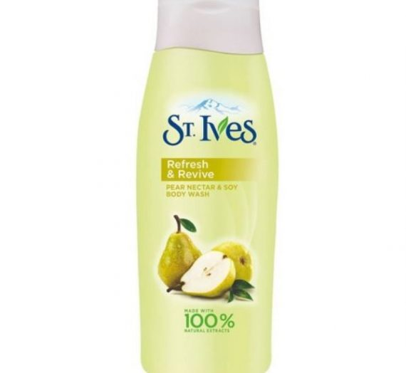 Refresh & Revive Pear and Soy Body Wash