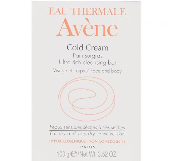 Cold Cream Ultra-Rich Cleansing Bar