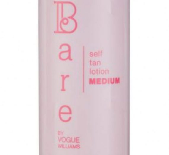 Bare by Vogue Williams – Self Tan Lotion – Medium