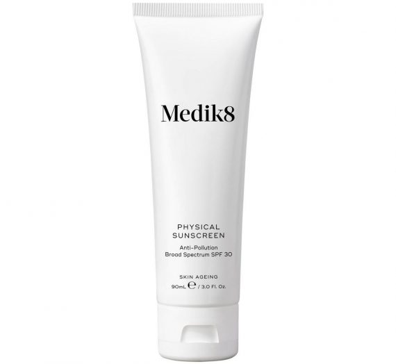 Medik8 Physical Sunscreen Anti-Pollution Broad Spectrum SPF 30