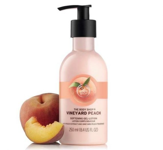 Vineyard Peach Softening Gel-Lotion