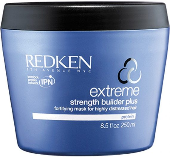 Extreme Strength Builder- Fortifying Hair Mask