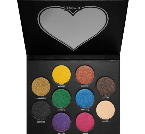 Vegan Love Eyeshadow Palette