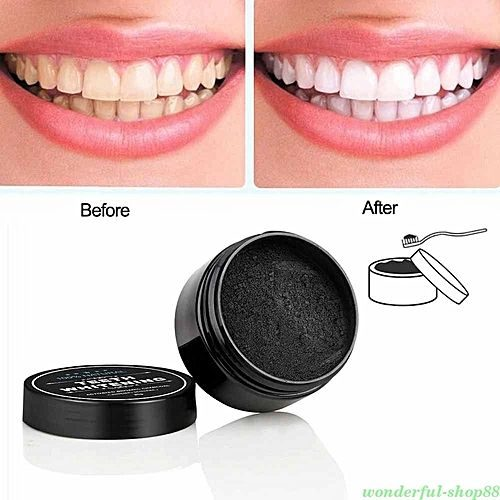 Charcoal Powder – Teeth Whitening