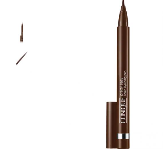 Pretty Easy Liquid Eyelining Pen – BROWN