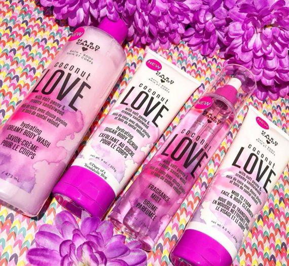 Coconut Love Hydrating Sugar Body Scrub