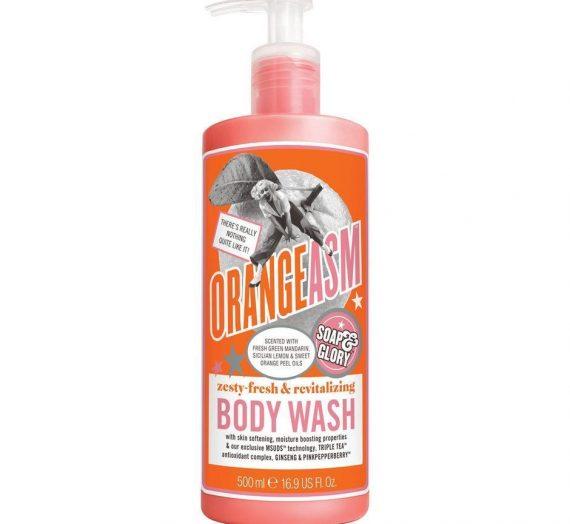 ORANGEASM Body Wash