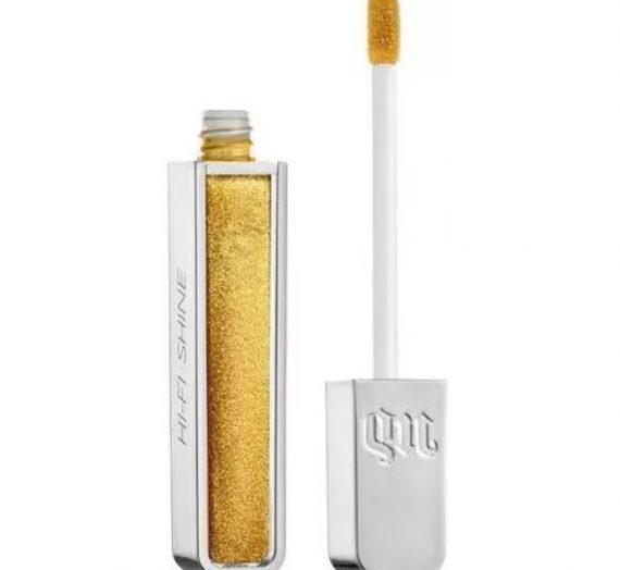 Hi-Fi Shine Ultra Cushion Lip Gloss – Goldmine
