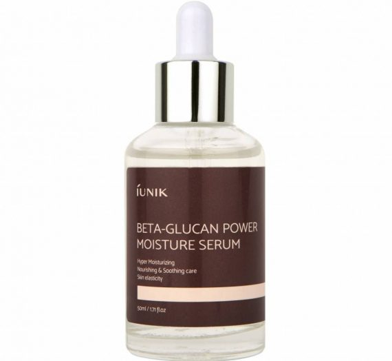iUNIK – Beta-Glucan Power Moisture Serum