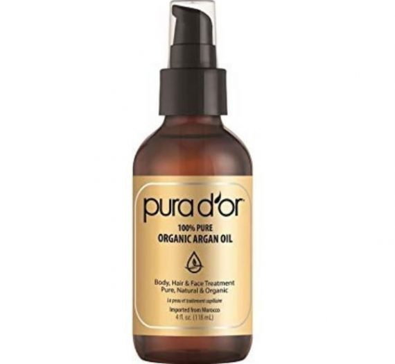 Pura D'or 100% Pure Argan Oil